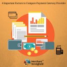 4 Important Factors to Compare Payment Gateway Provider